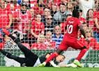 ''City'' zaudē punktus pret <i>Saints</i>, ''Liverpool'' turpina bez zaudējumiem