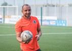 ''Riga'' treneris Romanovs saņem divu kausa spēļu diskvalifikāciju un 140 eiro sodu