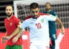 Marokai vēsturiska uzvara astotdaļfinālā, krievu telpu futbolisti pieveic Vjetnamu