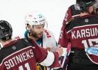 """Jakam uzvaras vārti pagarinājumā, sagādājot Rīgas """"Dinamo"""" zaudējumu Sočos"""