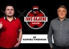 Klausītava | Tavs gājiens: Timermanis par volejbola saimniecību Latvijā un Eiropā