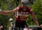 Blūmam vēl viena otrā vieta UCI kategorijas sacensībās Kosas salā