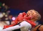 Azerbaidžānu pārstāvošie Latvijas dejotāji ceturtdaļfinālā pasaules reitinga turnīrā Vācijā