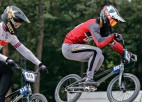 Pieci Latvijas BMX braucēji Turcijā aizvadīs Pasaules kausa posmus BMX superkrosā