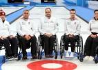 Latvijas ratiņkērlinga izlase pasaules čempionātu sāk ar zaudējumu