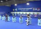 Igaunijai piešķirts Eiropas čempionāts šaušanā