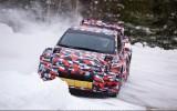 Foto: ''Toyota'' rallija komanda testē 2021.gada ''GR Yaris WRC''