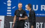 Miķelis Rubenis skaidro spēli ar roku un citas futbola noteikumu izmaiņas