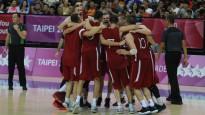 Latvijas studenti sakauj Serbiju un izcīna pasaules universiādes bronzu