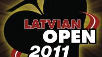 """Latvian Open"" informācijas buklets"