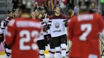 Latvija uzvar Šveici un iekļūst ceturtdaļfinālā