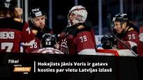 """Voris: """"Kurš varēja padomāt, ka ar manu statistiku piezvanīs no """"Dinamo""""..."""""""
