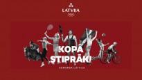 """Latvijas olimpiskās komandas """"Tokija 2020"""" sportisti"""