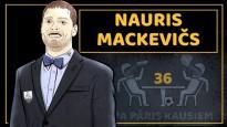 Klausītava | Pa pāris kausiem: Nauris Mackevičs