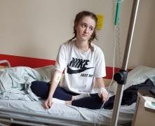 17-gadīgajai Zanei no Siguldas nepieciešama palīdzība