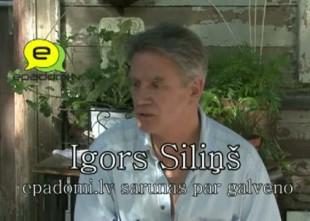 Video: ''Es neesmu pesimists, bet es neticu'': intervija ar Igoru Siliņu