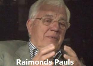 """Video: Raimonds Pauls:"""" Ar amatiem šodien tirgojas vairāk un atklātāk nekā Tautas partijas laikos"""""""