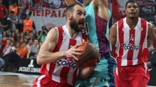 Vasilis Spanulis - Eirolīgas MVP