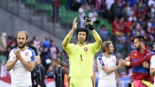 Petrs Čehs pieliek punktu karjerai Čehijas izlasē
