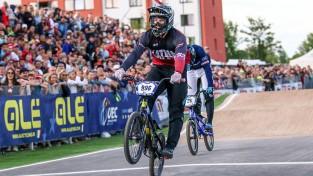 Krīgers ar sekmīgu startu PK pietuvina Latvijas BMX braucējus Tokijas OS