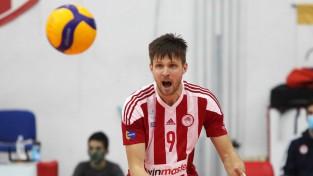 """Egleskalns kaldina """"Olympiakos"""" uzvaru Čempionu līgas kvalifikācijā"""