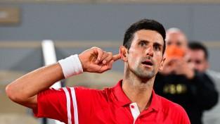 """Džokovičs sagādā Nadalam tikai trešo zaudējumu 108 """"French Open"""" mačos"""
