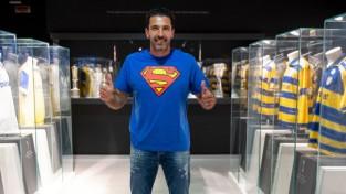 """Oficiāli: Bufons pēc 20 gadiem atgriežas savā pirmajā klubā """"Parma"""""""