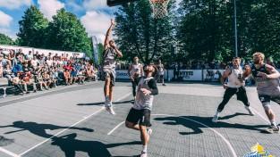 Ceļš uz 3x3 basketbola Pasaules tūri var aizsākties tieši 24. jūlijā Ventspilī
