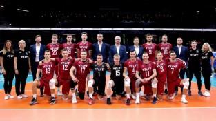 Latvijas volejbolisti saglabā 23. pozīciju Eiropas izlašu rangā