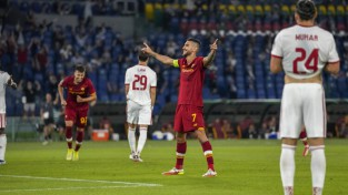 ''Roma'' sagrauj ''Liepājas'' pāridarītāju CSKA, ''AZ Alkmaar'' zaudē punktus