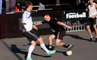"10.augustā ""Skonto"" stadionā notiks ""Ghetto Football"" turnīrs"