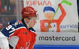 """Video: """"Torpedo"""" treneris atbild uz jautājumu par jaunpienācēju Kirilu Kaprizovu"""