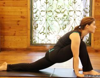 Rīta joga lokanumam un mundrumam