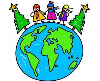 Ziemassvētki apkārt pasaulei