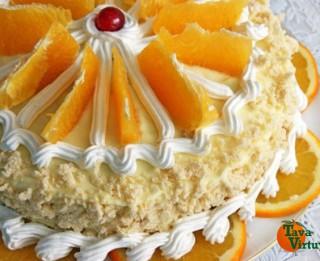 Apelsīnu torte