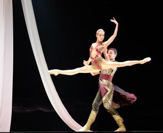 """Latvijas Nacionālais balets 8. aprīlī aicina uz krāšņā jauniestudējuma """"Šeherezāde un viņas stāsti"""" pirmizrādi"""