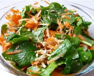 Spinātu salāti