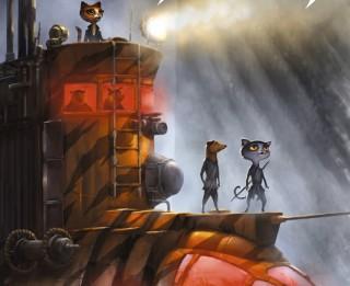 Otrā grāmata par burvīgo kaķi nindzju Timiju un viņa draugiem