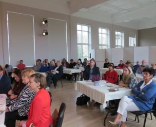 Ar apkaimēm veltītu konferenci atzīmēja Rīgas NVO nama 3 gadu jubileju