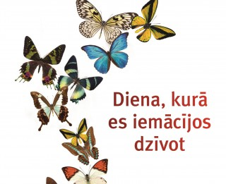 """Izdota Lorāna Gunela jaunā grāmata """"Diena, kurā es iemācījos dzīvot"""""""