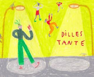 """Kārļa Vērdiņa """"Dilles tante"""" uzsāk radošo dzīvi Latvijas Leļļu teātrī"""