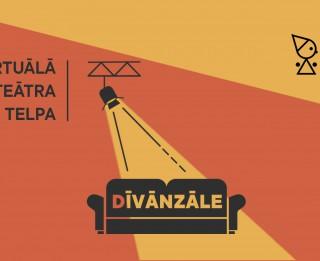 Digitālās durvis ver Latvijas Leļļu teātra Dīvānzālē