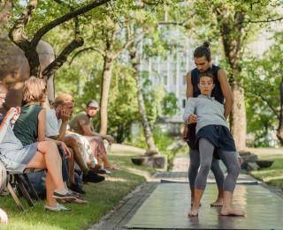 Rīgas vasaras kultūras programmu augustā papildina laikmetīgās dejas performances