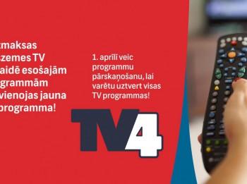 Svarīga informācija visiem Virszemes TV skatītājiem!