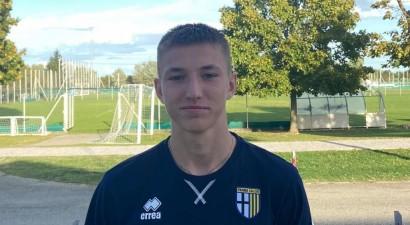 """Šits 17 gadu vecumā noslēdzis savu pirmo profesionālo līgumu ar Itālijas """"Parma"""""""