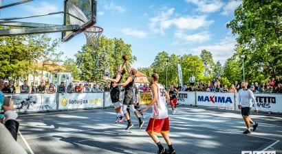 """""""Ghetto Basket"""" 31. jūlijā viesosies Alūksnē"""