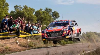 Noivils dominē, izšķirošā cīņa par WRC titulu varētu notikt Moncā