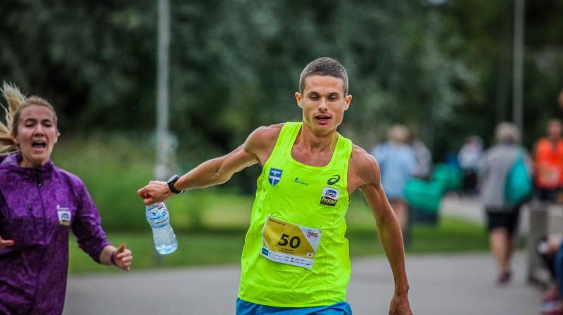 Dmitrijs Serjogins. Foto: Mareks Gaļinovskis