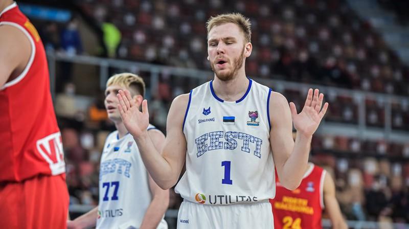 Marts Rosentāls. Foto: FIBA