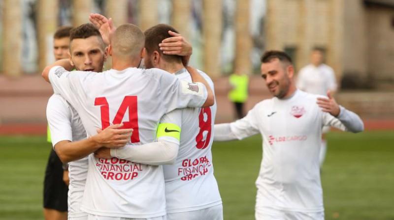 Foto: FC Lokomotiv Daugavpils